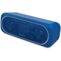 SRSXB40,BLUE Blue Sony SRS-XB40 Portable Speaker with Lights