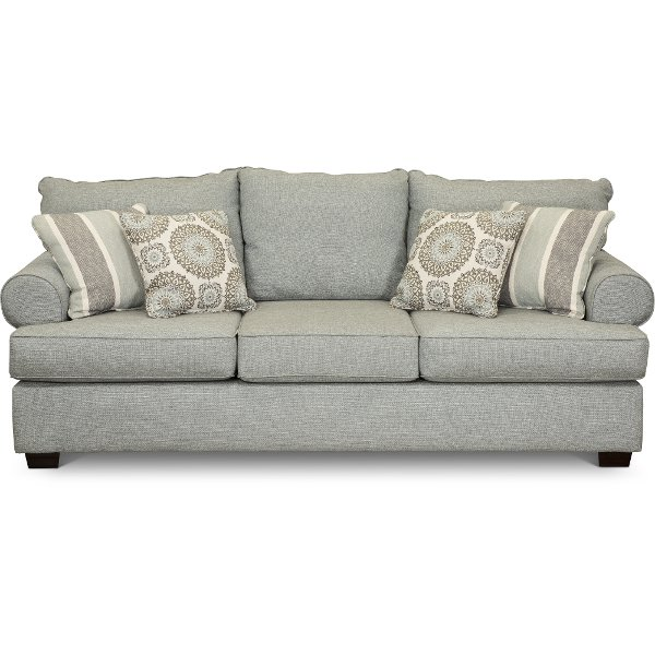 Rc Willey S Fabric Sofas And Couches For Your Den