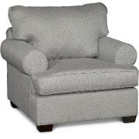Casual Classic Mist Green Chair - Alison