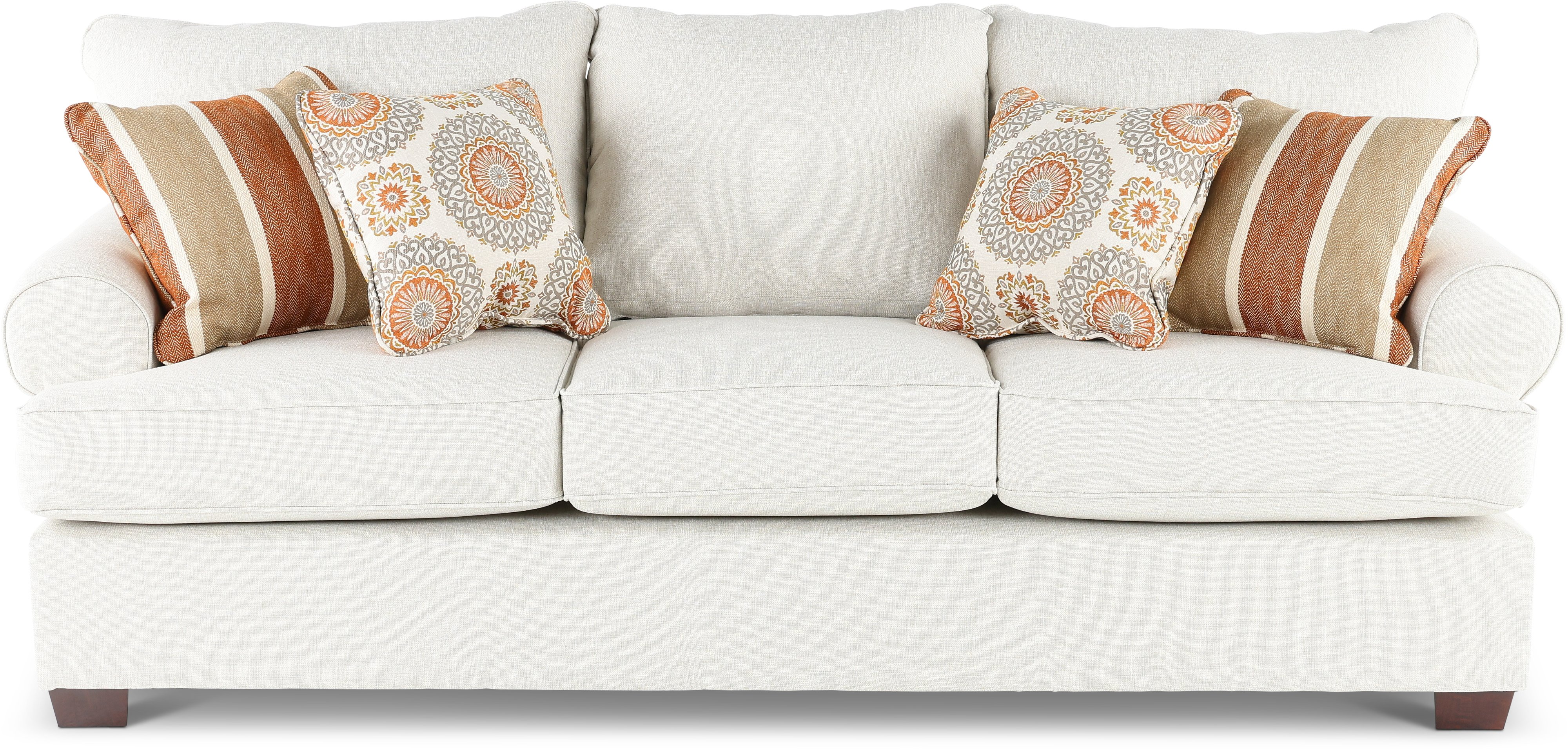 Casual Classic Linen 2 Piece Room Group Alison