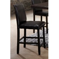 HM102-24B/24BARSTOOL Brown 24 Inch Counter Stool - City