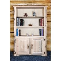 MWBCV Bookcase with Storage - Montana