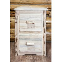 MWFC2V 2 Drawer File Cabinet - Montana