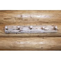 MWCR3V Pine Coat Rack (3 Foot) - Montana
