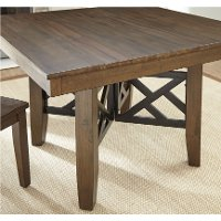Java Square Dining Table - Mayla Collection
