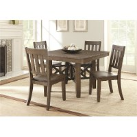 Java 5 Piece Dining Set - Mayla