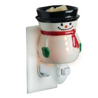 PIMAN Snowman Pluggable Fragrance Warmer - Candle Warmers