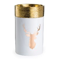 RWGST Golden Stag Illumination Fragrance Warmer - Candle Warmers