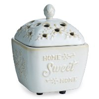 WMGRY Home Sweet Home Candle Breeze Fan Fragrance Warmer - Candle Warmers