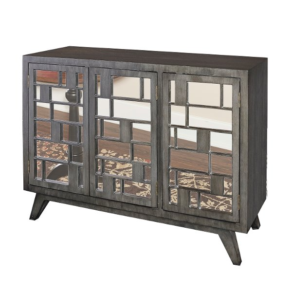 Wonderful Console Cabinet With Doors Decor