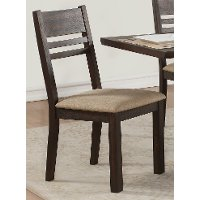 Tobacco Contemporary Dining Chair - European