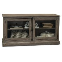 Casual Rustic Gray 61 Inch TV Stand - Dovetail