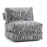 0634182 Big Joe Flip Lounger Zebra SmartMax - Originals