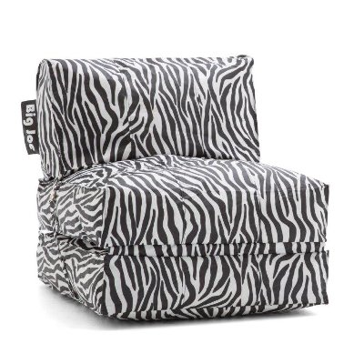0634182 Big Joe Flip Lounger Zebra SmartMax   Originals