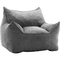 0551380 Lounger Cement Comfort Suede Plus - Imperial