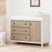 10624 Changing Table with Removable Changing Station - Catimini