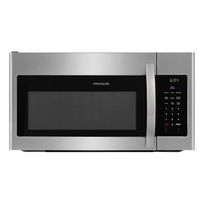 FFMV1645TS Frigidaire Over the Range Microwave - 1.6 cu. ft. Stainless Steel