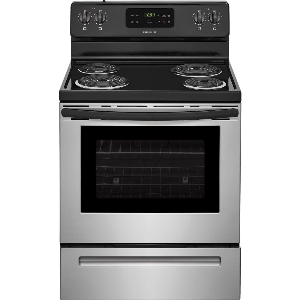 frigidaire 3 piece stainless steel kitchen package rc. Black Bedroom Furniture Sets. Home Design Ideas