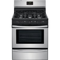 FFGF3052TS Frigidaire 30 Inch Gas Range - Stainless Steel