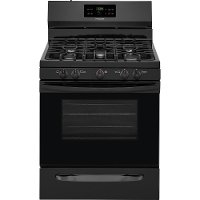 FFGF3054TB Frigidaire Gas Range - 5.0 cu. ft. Black