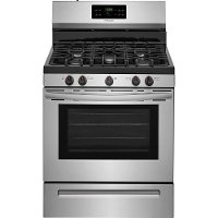 FFGF3054TS Frigidaire 30 Inch Gas Range - Stainless Steel