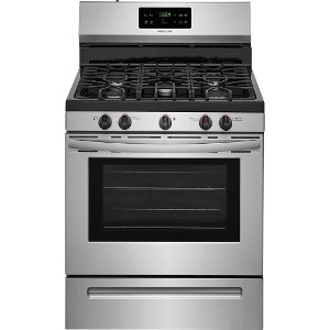 gas ffgf3054ts frigidaire 30 stainless steel gas range