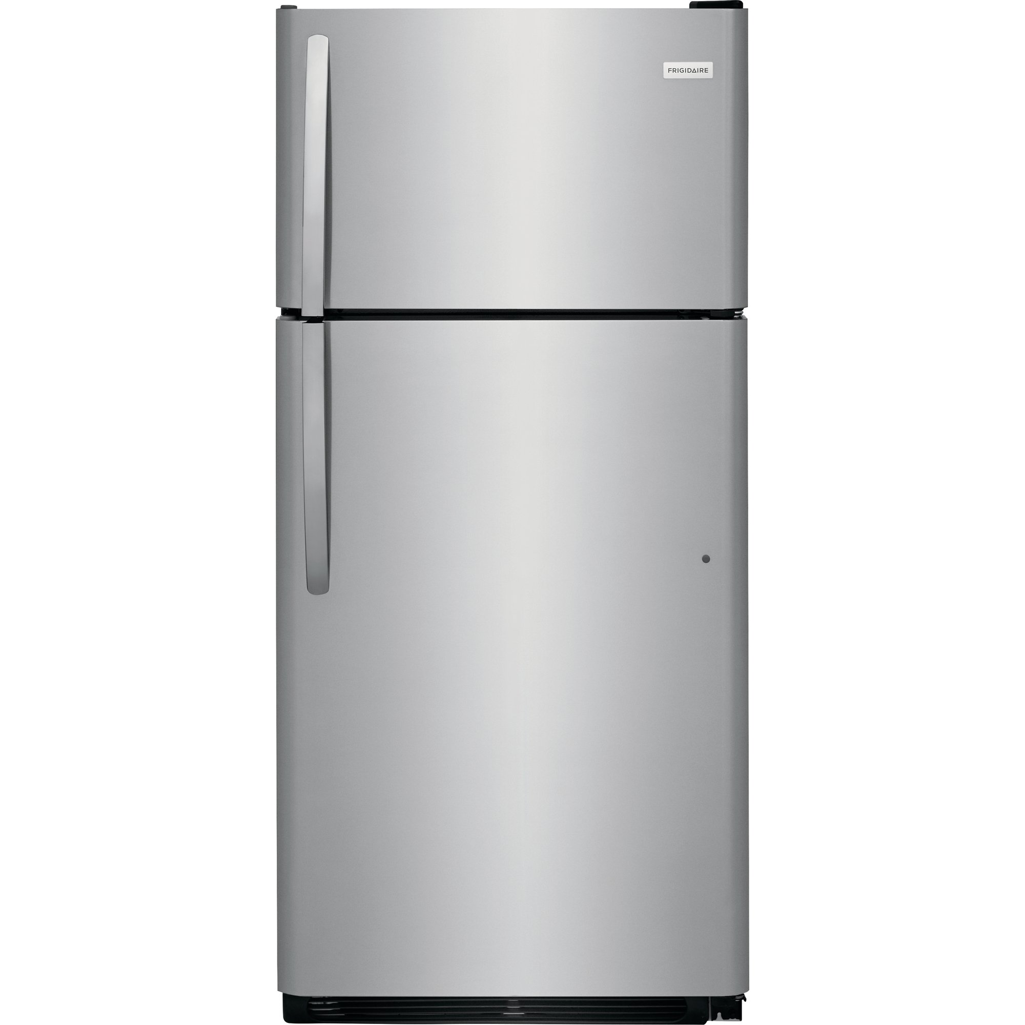 Frigidaire 180 Cu Ft Top Freezer Refrigerator 30 Inch Stainless True Wiring Diagram Also Lg Parts Steel Rc Willey Furniture Store