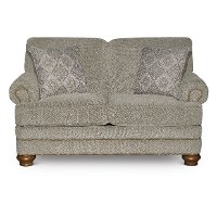 Casual Traditional Urban Wheat Loveseat - Reed