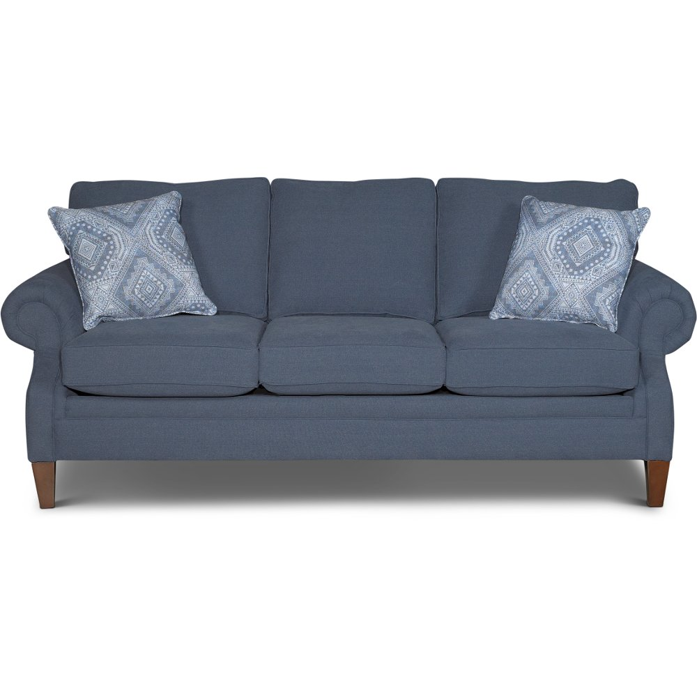 Blue Sofa Shop Couches And Sofas For Sale Rc Willey Furniture Store