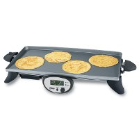 Oster® Digital Griddle with Removable Plate