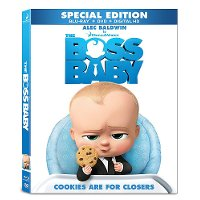 The Boss Baby (Blu-ray + DVD + Digital HD)