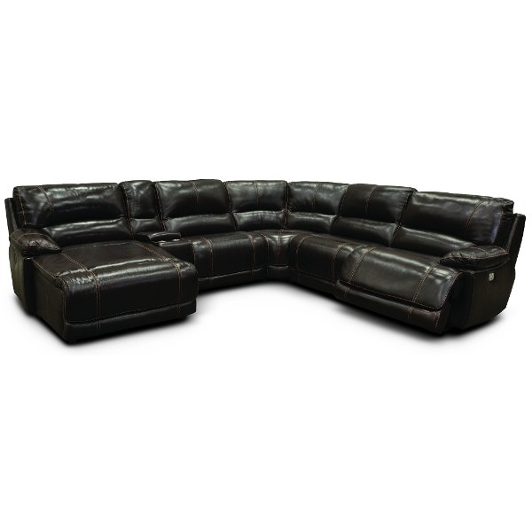 Shop Leather Sectionals Living Room Furniture Store Rc Willey
