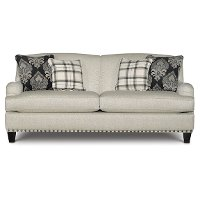 610-656/C137533/SO Traditional Dove Beige Sofa - York