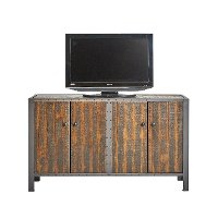 55 Inch Merlot Brown Tv Stand Rc Willey Furniture Store