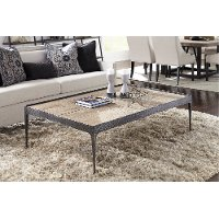 Reclaimed Pine Coffee Table - Cromwell