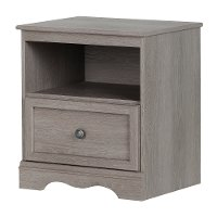 10594 Sand Oak 1-Drawer Nightstand - Savannah
