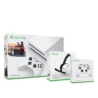 MCS-BD-XB1-CTHS-RCW Xbox One S Battlefield 1 500 GB with an extra Headset and Controller Bundle - White