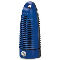 Blue Two-Speed ChillOut Mini Tower Fan