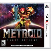 3DS CTR P A9AE Metroid: Samus Returns - Nintendo 3DS