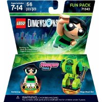 WAR LD55208 LEGO Dimensions - The Powerpuff Girls Fun Pack (Buttercup)