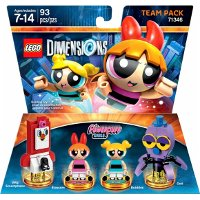 LEGO Dimensions Team Pack: Powerpuff Girls (Blossom and Bubbles)