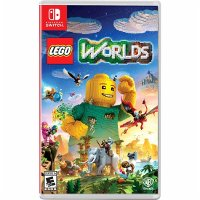 SWI WAR 58876 LEGO Worlds - Nintendo Switch