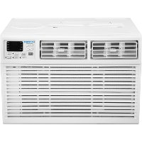 EARC12RE1 12,000 BTU 115V Window Air Conditioner with Remote Control