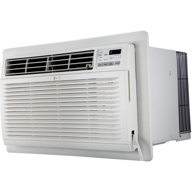 11 800 btu 115v air conditioner with remote control   through the wall  rcwilley image1~800