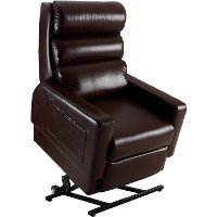 N/A Cranberry Mobility Reclining Lift Chair - Retract-Arm
