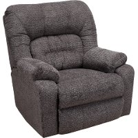 Chocolate Brown Power Recliner - Tribute