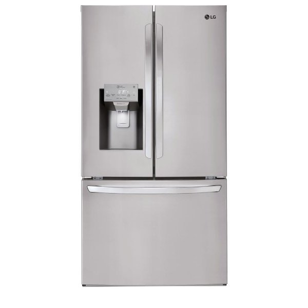 ... LFXS28968S LG French Door Refrigerator   36 Inch Stainless Steel