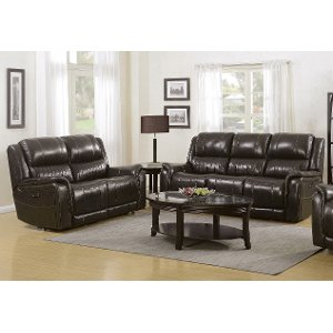 grey leather living room set.  Gray Leather Match Power Reclining Living Room Set Hearst RC Willey has luxurious living room groups in stock