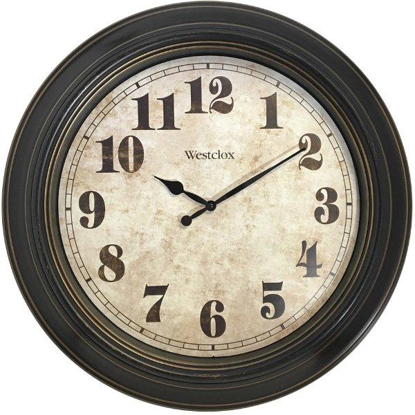 Mantel clocks the range