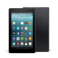 B01GEW27DA Amazon Fire 7 Inch 8GB Tablet - Black